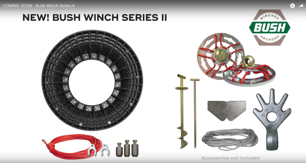 Bush Winch and Accessories